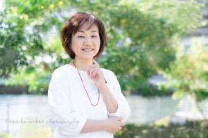 宮崎智佐さまプロフィール写真